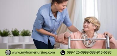 การดูแลสุขภาพจิตผู้สูงอายุ